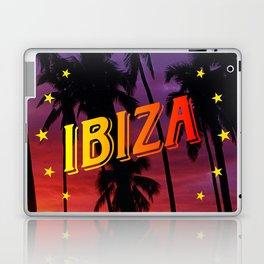 Ibiza, sunset Laptop & iPad Skin