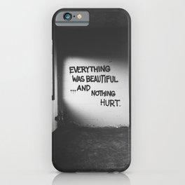 Vonnegut iPhone Case
