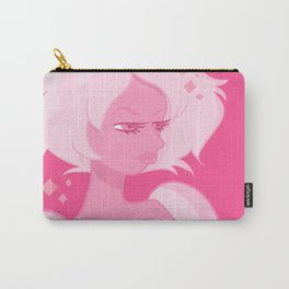 Pink Diamond Carry-All Pouch