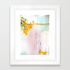 Abstract Mirage Framed Art Print
