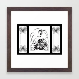 Simple Elegance 2 Framed Art Print
