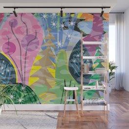 Fluttering Heart Wall Mural