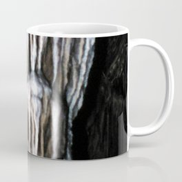 Watercolor Rock, Lechuguilla Cave 15, New Mexico, The Melted Candle Coffee Mug