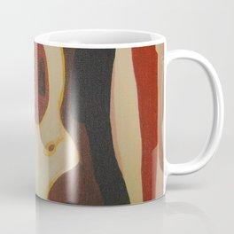 Back View Of A Nude Woman Coffee Mug