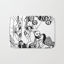 Berlin Bath Mat