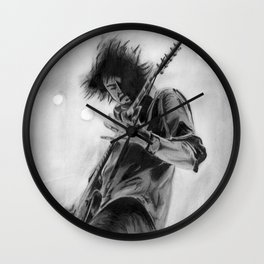 Dave Grohl Wall Clock