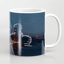 San Francisco Dreamin' Coffee Mug