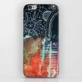 Melody iPhone Skin