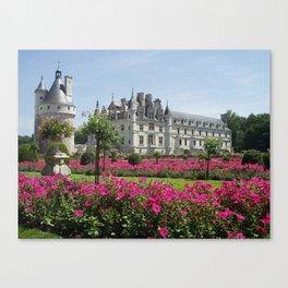 Château de Chenonceau Canvas Print