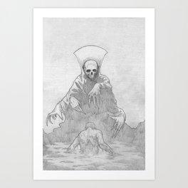 Pygmalion Art Print