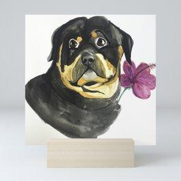 Hank Mini Art Print