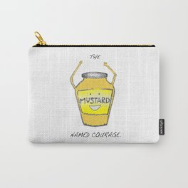 Muster the Courage! Carry-All Pouch