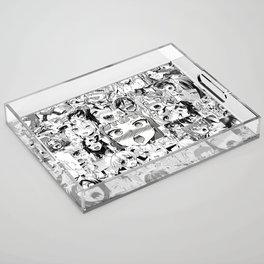 Ahegao classic Acrylic Tray