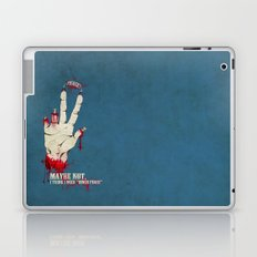 Who want some peace? Laptop & iPad Skin