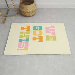 We Got This! Rug