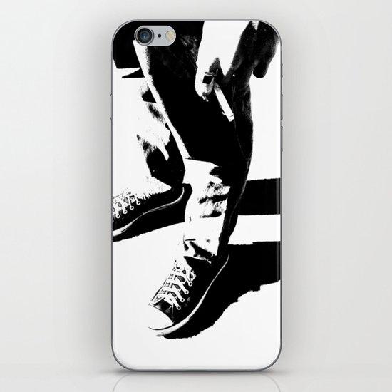 Indie Rock iPhone & iPod Skin
