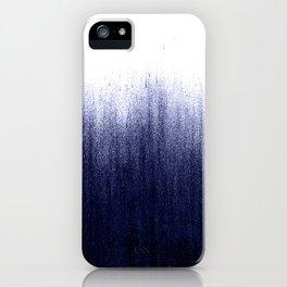 Indigo Ombre iPhone Case