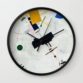 Kazimir Malevich - Suprematism Wall Clock