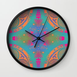 bowie: first tribute (influence) Wall Clock