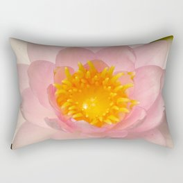 Nymphaea 'Darwin' Rectangular Pillow