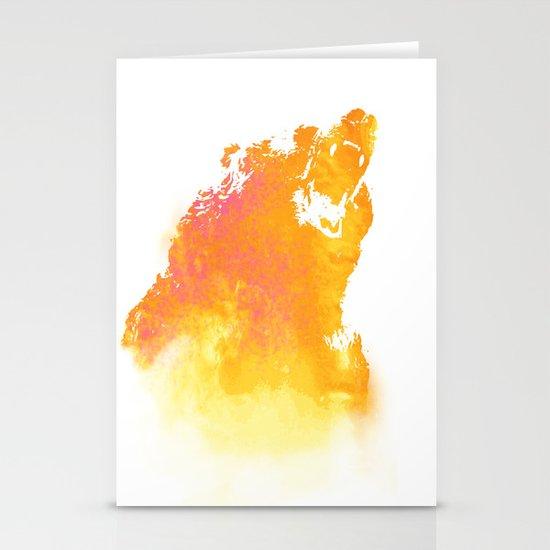 Hear me roar! Stationery Cards