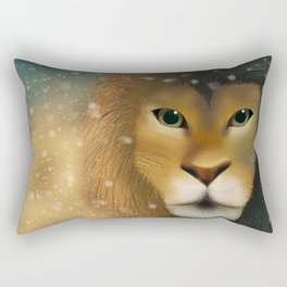 Aslan Rectangular Pillow