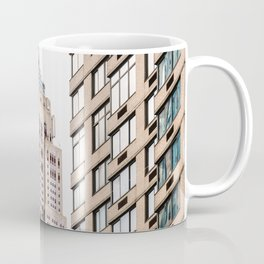 Empire State Building in New York Coffee Mug