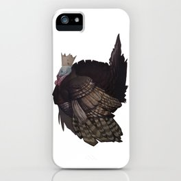 King for a Day iPhone Case