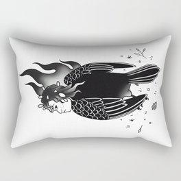grounded Rectangular Pillow