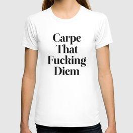 Carpe T-shirt