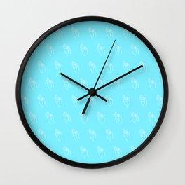 F ((arctic)) Wall Clock