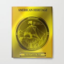 AMERICAN HERITAGE Metal Print