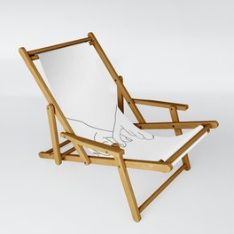 Pinky Promise Sling Chair