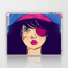 Dangerous Girls - Pirate Laptop & iPad Skin