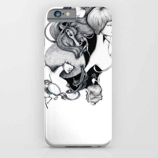 beauty addiction iPhone & iPod Case