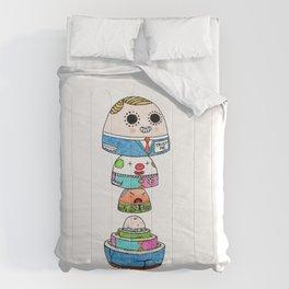 Crude Play Comforters