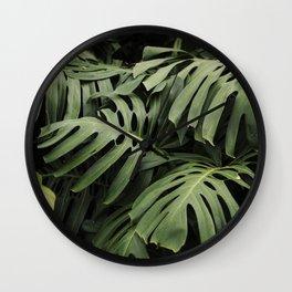 Botanical Dreams Wall Clock