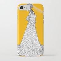 nouveau iPhone & iPod Cases featuring Nouveau by Madame Mim