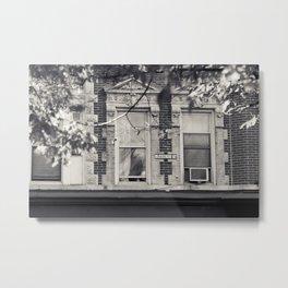 Bleecker Street Metal Print