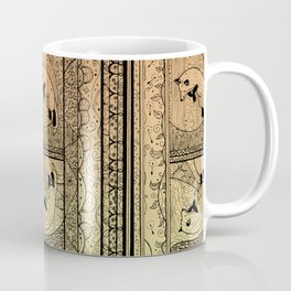 Leaping Fox Coffee Mug