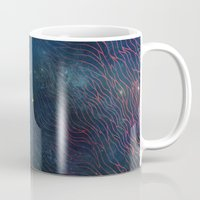 aqua Mugs featuring aqua by Vita♥G
