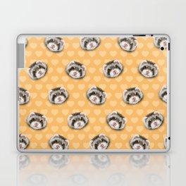 angry ferret Laptop & iPad Skin