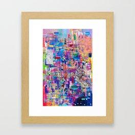 Commitment Foundation Framed Art Print