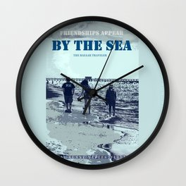 Bazaar Traveler's Friendships Appear Wall Clock