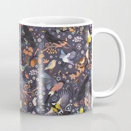 Tweet, tweet in the garden Coffee Mug