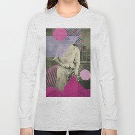 Cyclamen Girl Long Sleeve T-shirt