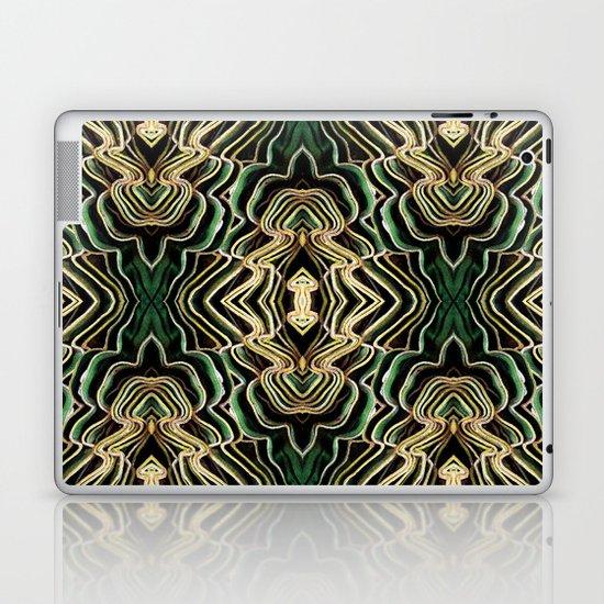 WAVY PALM Laptop & iPad Skin