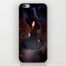 unloved beauty iPhone Skin
