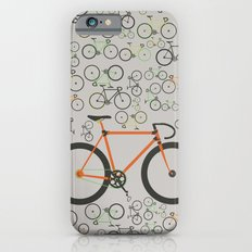 Fixed gear bikes iPhone 6 Slim Case
