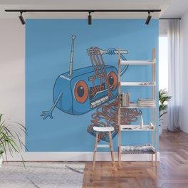 spaghetti Wall Mural